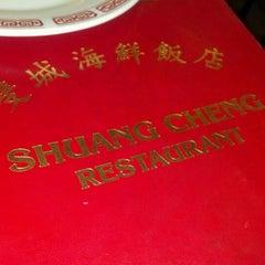 Photo taken at Shuang Cheng by Ben J. on 2/1/2012
