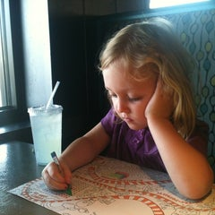 Photo taken at Mellow Mushroom by James M. on 4/21/2012