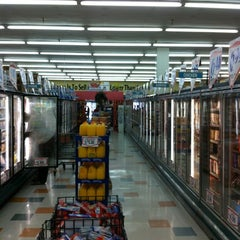 Photo taken at Superior Grocers by Theron X. on 12/16/2011