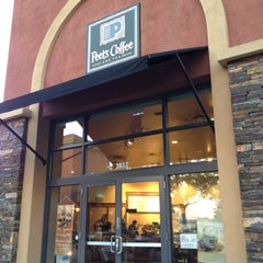 Photo taken at Peet's Coffee & Tea by Tridivesh S. on 4/21/2012