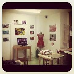 Photo taken at Museo Textil De Oaxaca by Drawo .. on 11/22/2011