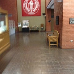Photo taken at Mary & John Gray Library by Christina H. on 4/5/2012