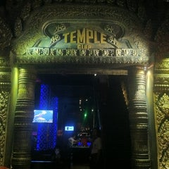 Photo taken at Temple Club by Carlos P. on 4/16/2012