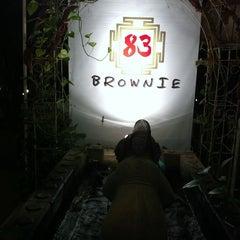 Photo taken at Brownie Steak & Bakery (บราวนี่ สเต็ก) by Gerry on 3/9/2011
