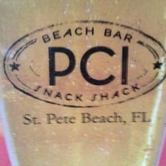 Photo taken at PCI Beach Bar by Brian M. on 8/29/2011