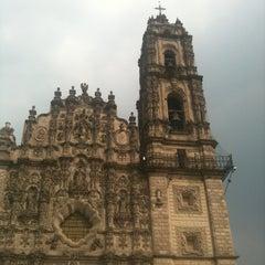 Photo taken at Museo Nacional del Virreinato by ernesto g. on 3/18/2012