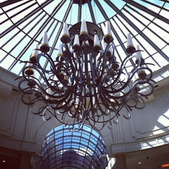 Photo taken at Patio Bullrich by Fabio S. on 10/29/2011