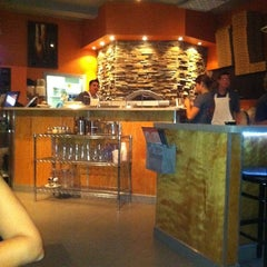 Photo taken at Tucci's Fire N Coal Pizza by Grant F. on 8/22/2011