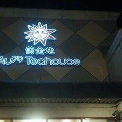 Photo taken at AU 79 Tea House by Tommy L. on 8/5/2012