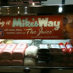 Photo taken at Jersey Mike's Subs by Spencer B. on 1/28/2012