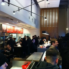 Photo taken at Chipotle Mexican Grill by Jase on 12/21/2010