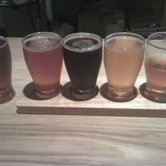 Photo taken at Black Star Co-op Pub & Brewery by Bradley G. on 9/19/2011