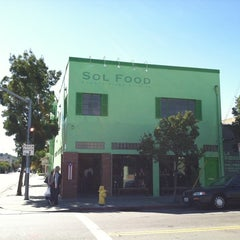 Photo taken at Sol Food Puerto Rican Cuisine by Christina H. on 8/6/2012