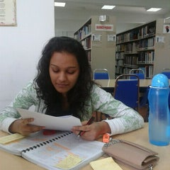 Photo taken at INTI Library by Vanessa A. on 3/28/2012