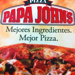 Photo taken at Papa John's by Milko L. on 7/11/2011