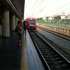 Photo taken at Estação Guaianases (CPTM) by Alan T. on 8/17/2011