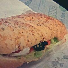 Photo taken at Subway by Manan K. on 8/15/2011