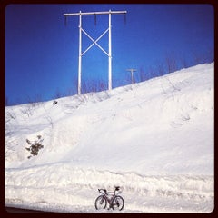 Photo taken at Cypress Mountain by Noah B. on 3/7/2012