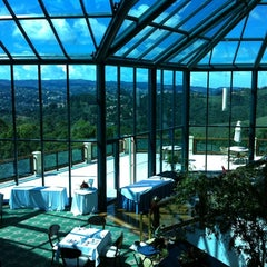 Photo taken at Blue Mountain Hotel & SPA by Luciano C. on 12/17/2011