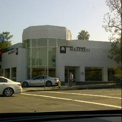 Photo taken at Maserati of San Diego by Laura F. on 12/30/2011