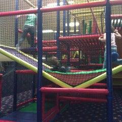 Photo taken at Sparkles Family Fun Center by Vanessa R. on 1/22/2012