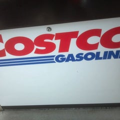 Photo taken at Costco Gas Station by Beth N. on 4/29/2012