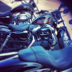 Photo taken at Harley Davidson by Ludovic P. on 5/25/2012