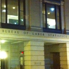 Photo taken at U.S. Bureau of Labor Statistics by Jeff K. on 8/16/2012