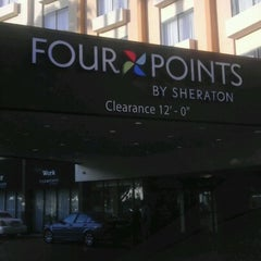 Photo taken at Four Points by Sheraton Los Angeles International Airport by Beejay J. on 6/10/2012
