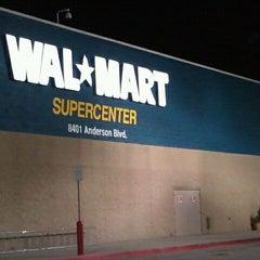 Photo taken at Walmart Supercenter by Cynthia J. on 8/29/2011