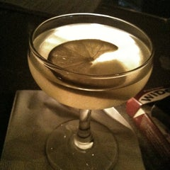 Photo taken at Vanguard Lounge by CulinarySchmooze on 9/22/2011