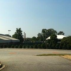 Photo taken at Hoke Sloan Tennis Center by David L M. on 7/23/2011