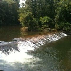 Photo taken at The Bridge Over White Clay Creek by Bob C. on 9/3/2011