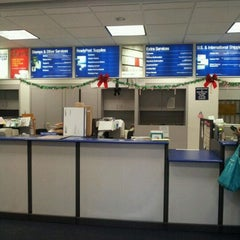 Photo taken at United States Post Office by Brian C. on 12/13/2011