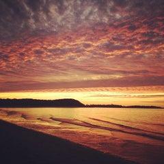 Photo taken at Crane Beach by Scott W. on 8/19/2012