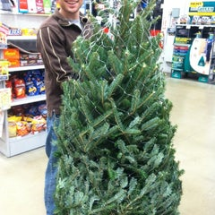 Photo taken at Lowe's Home Improvement by Tiffany R. on 12/4/2011