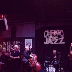 Photo taken at Andy's Jazz Club by Nick B. on 10/31/2011