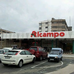 Photo taken at Alcampo by Hugo on 11/16/2011