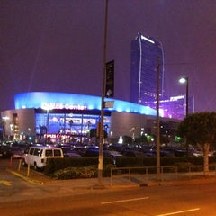 Photo taken at Pico (Chick Hearn) Metro Station by Poindexter on 10/21/2011
