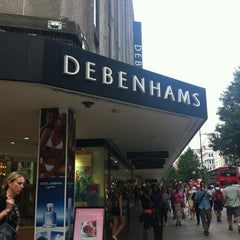 Photo taken at Debenhams by Net T. on 5/29/2012