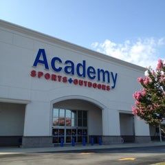 Photo taken at Academy Sports + Outdoors by Charlene on 7/30/2012