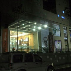 Photo taken at P&M Mall by Ravi S. on 9/26/2011