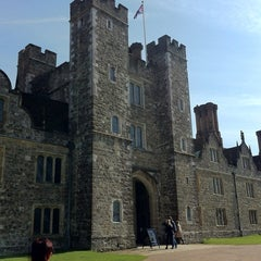Photo taken at Knole Park by luke c. on 4/6/2012