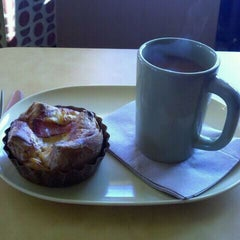 Photo taken at Panera Bread by Peter M. on 12/10/2011