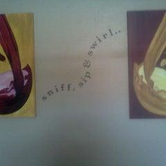 Photo taken at My three ladies wine haus by Karen R. on 5/5/2012