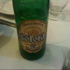 Photo taken at Restaurant La Atarraya by Mazaguaritox T. on 7/25/2011