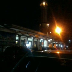 Photo taken at Masjid Agung Baitussalam by Kunzz B. on 1/3/2012