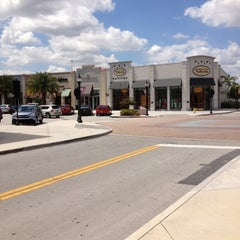 Photo taken at The Shops at Pembroke Gardens by Trina D. on 3/24/2012