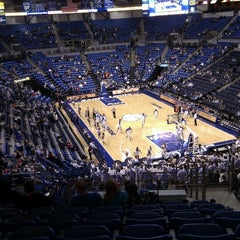 Photo taken at Chaifetz Arena by Donald G. on 12/4/2011