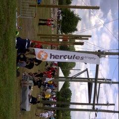 Photo taken at Hercules Trophy Belgium by Koen B. on 6/11/2011